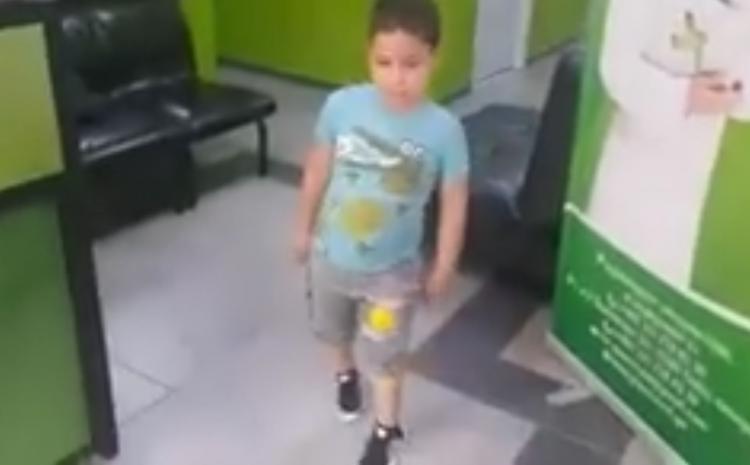 პაციენტი ნუგო 4 წლის